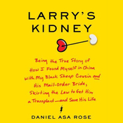 Larry's Kidney (Unabridged) audiobook download
