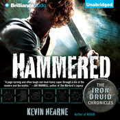 Hammered: The Iron Druid Chronicles, Book 3 (Unabridged) audiobook download