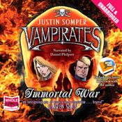 Vampirates: Immortal War (Unabridged) audiobook download