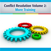 Conflict Resolution, Volume 2: More Training (Unabridged) audiobook download