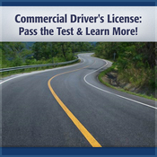 Commercial Driver's License: Pass the Test & Learn More! (Unabridged) audiobook download