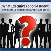 What Executives Should Remember: Summary of 8 of Peter Drucker's Best Articles (Unabridged) audiobook download