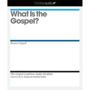 What Is the Gospel? (Unabridged) audiobook download