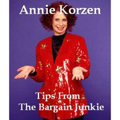 Tips from the Bargain Junkie (Unabridged) audiobook download