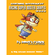Racing Super Buster Shapes (And You Can Too): Bugville Jr. Learning Adventures (Unabridged) audiobook download