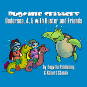Undersea, 4, 5 with Buster and Friends: Bugville Jr. Learning Adventures (Unabridged) audiobook download