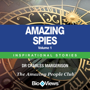Amazing Spies - Volume 1: Inspirational Stories (Unabridged) audiobook download