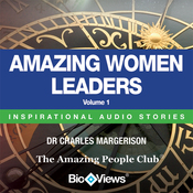 Amazing Women Leaders - Volume 1: Inspirational Stories (Unabridged) audiobook download