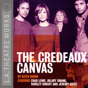 The Credeaux Canvas (Dramatization) audiobook download