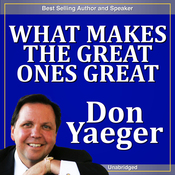 What Makes the Great Ones Great audiobook download