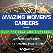 Amazing Women's Careers - Volume 1: Inspirational Stories (Unabridged) audiobook download