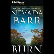 Burn: An Anna Pigeon Mystery audiobook download