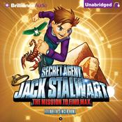 The Mission to Find Max: Egypt: Secret Agent Jack Stalwart, Book 14 (Unabridged) audiobook download