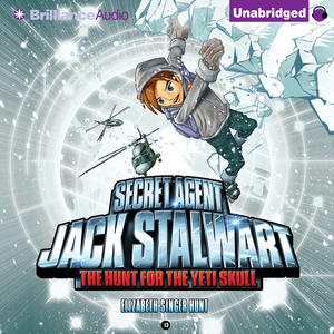 The-hunt-for-the-yeti-skull-nepal-secret-agent-jack-stalwart-book-13-unabridged-audiobook