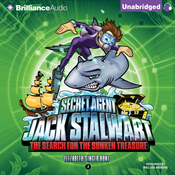Secret Agent Jack Stalwart: Book 2: The Search for the Sunken Treasure: Australia (Unabridged) audiobook download