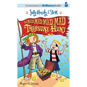 Judy Moody & Stink: The Mad, Mad, Mad, Mad Treasure Hunt (Unabridged) audiobook download