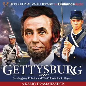 Gettysburg-a-radio-dramatization-audiobook