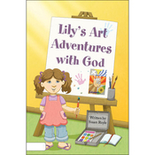 Lily's Art Adventures with God audiobook download