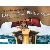 The Adventures of the Four Poster Pirate Ship (Unabridged) audiobook download