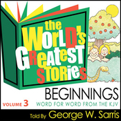 The World's Greatest Stories NIV V3: Beginnings audiobook download