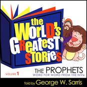 The World's Greatest Stories NIV V1: The Prophets audiobook download