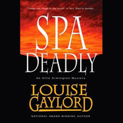 Spa Deadly: An Allie Armington Mystery (Unabridged) audiobook download
