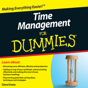 Time Management For Dummies Audiobook audiobook download