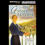 Anna's Return: Pleasant Valley, Book 3 audiobook download
