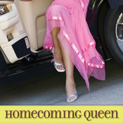 Homecoming Queen: Carter House Girls, Book 3 (Unabridged) audiobook download