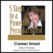 Career Smart: 5 Steps to a Powerful Personal Brand (Unabridged) audiobook download