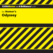 Odyssey: CliffsNotes (Unabridged) audiobook download