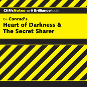 Heart of Darkness & The Secret Sharer: CliffsNotes (Unabridged) audiobook download