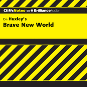 Brave New World: CliffsNotes (Unabridged) audiobook download