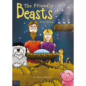 The Friendly Beasts: Stories of Jesus (Unabridged) audiobook download