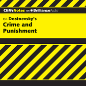Crime and Punishment: CliffsNotes (Unabridged) audiobook download