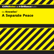 A Separate Peace: CliffsNotes (Unabridged) audiobook download