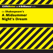 A Midsummer Night's Dream: CliffsNotes (Unabridged) audiobook download