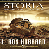 Storia delle Ricerche e Dell'Indagine [History of Research & Investigation] (Unabridged) audiobook download