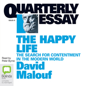 QE 41: The Happy Life: The Search for Contentment in the Modern World (Unabridged) audiobook download