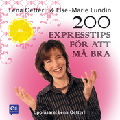 200 expresstips for att m? bra [200 Express Tips to Feel Good] (Unabridged) audiobook download