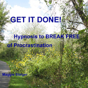 Get It Done: Hypnosis to Break Free of Procrastination audiobook download