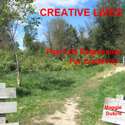 Creative Lives: Past Life Regression for Creativity audiobook download