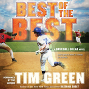 Best of the Best: A Baseball Great Novel (Unabridged) audiobook download