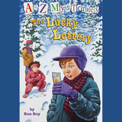 A to Z Mysteries: The Lucky Lottery (Unabridged) audiobook download