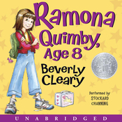 Ramona Quimby, Age 8 (Unabridged) audiobook download