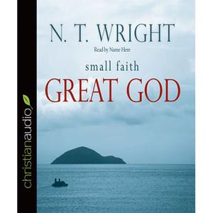 Small-faith-great-god-unabridged-audiobook