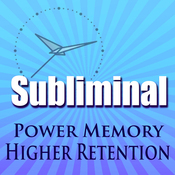 Power Memory Subliminal: Higher Brain Memory & Retention, De-clutter The Mind Brainwave Therapy, Binaural Meditation audiobook download