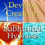 Develop Creativity Subliminal Affirmations: Creative Flow, Positive Energy, Solfeggio Tones, Binaural Beats, Self Help Meditation audiobook download