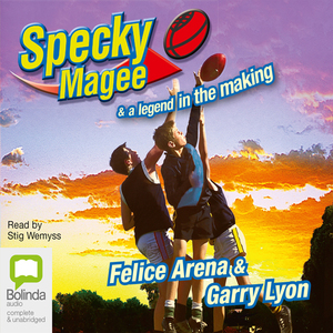 Specky-magee-and-a-legend-in-the-making-unabridged-audiobook