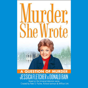 Murder, She Wrote: A Question of Murder (Unabridged) audiobook download